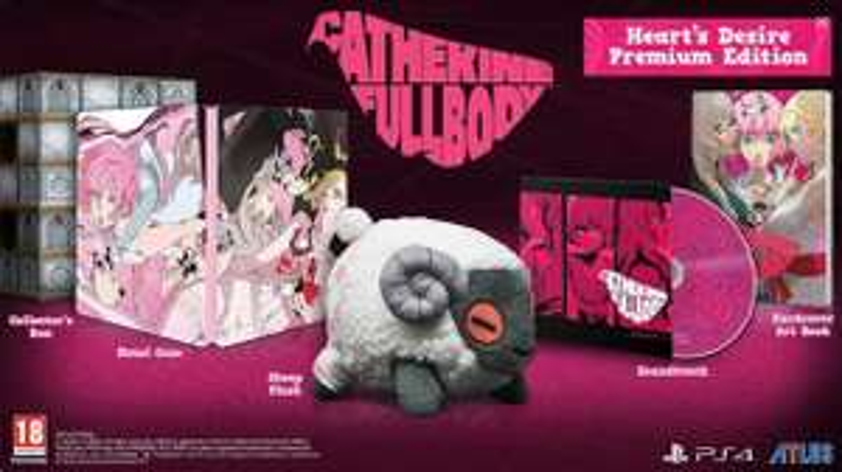 Catherine: Full Body Heart's Desire Premium Edition (PS4) £69.99 @ Amazon