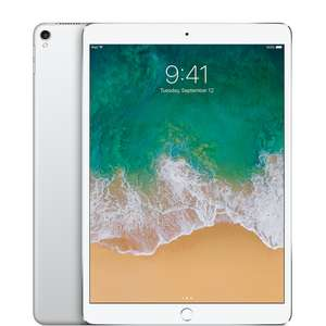 Apple Store Refurb 10.5-inch iPad Pro Wi-Fi 64GB various colours £449/£417.57 with TopCashback
