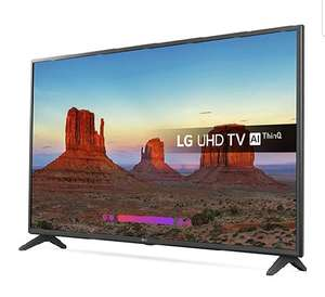 Used LG 49UK6200PLA 49-Inch 4K UHD HDR Smart LED TV with Freeview Play (2018 Model) - Black - £279.99 @ Amazon / Sound and Vision Direct