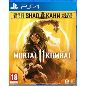 [PS4] Mortal Kombat 11 £22.95 delivered @ The Game Collection