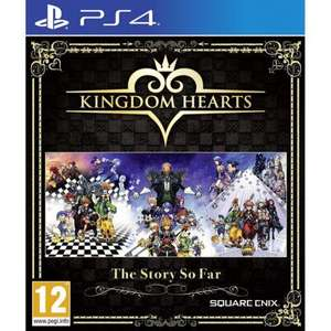[PS4] Kingdom Hearts: The Story So Far £15.95 delivered @ The Game Collection