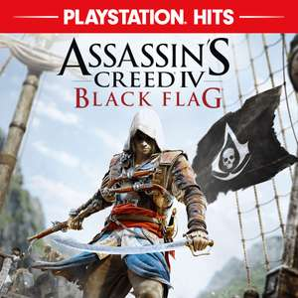 Assassins Creed IV - Black Flag - £4.99 @ PlayStation Store UK