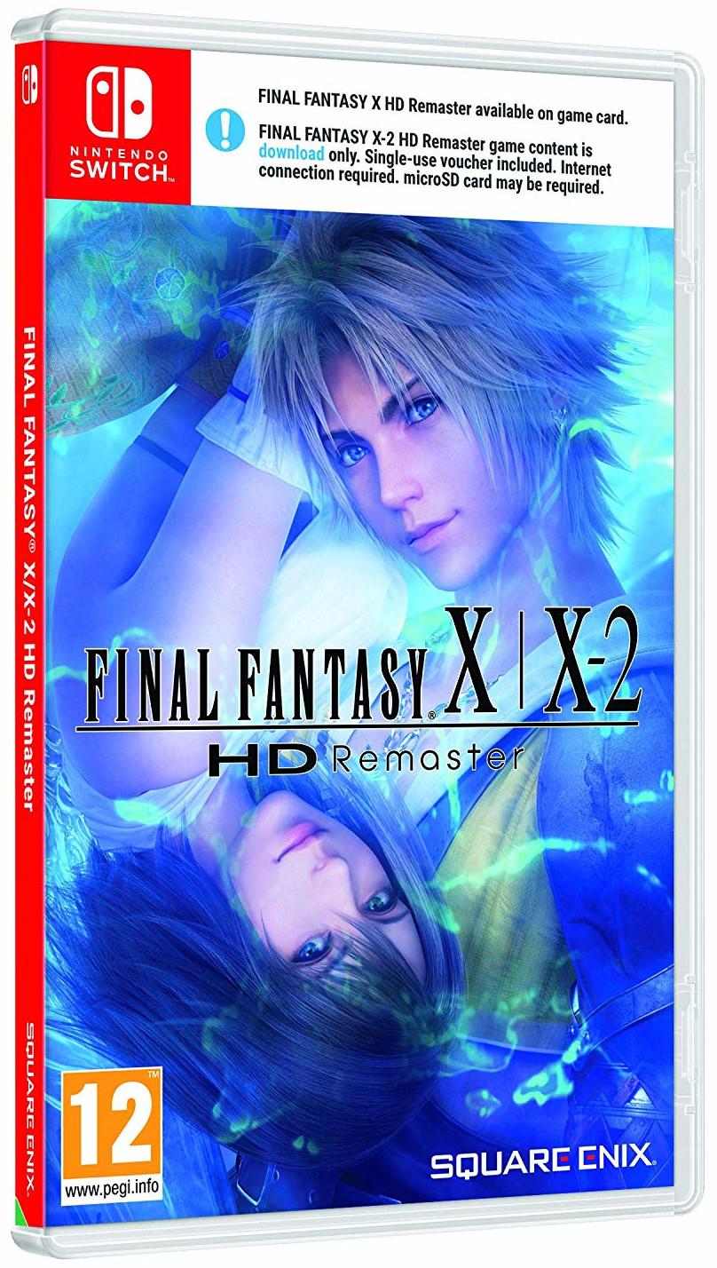 Final Fantasy X/X-2 HD Remastered (Nintendo Switch) - £27.99 @ Argos
