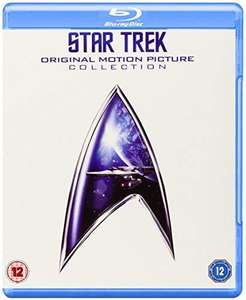 Star Trek 1 - 6 blu-ray boxset £13.99 (Prime) / £15.98 (non Prime) Sold by Venture Online and Fulfilled by Amazon.