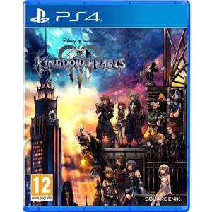 Kingdom Hearts III (PS4 / Xbox One) for £14.99 @ Smyths