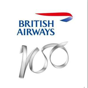 Double Avios on 10 British Airways BA flights
