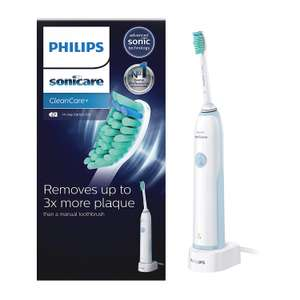 Philips Sonicare CleanCare+ Electric Toothbrush TESCO £12.50 instore