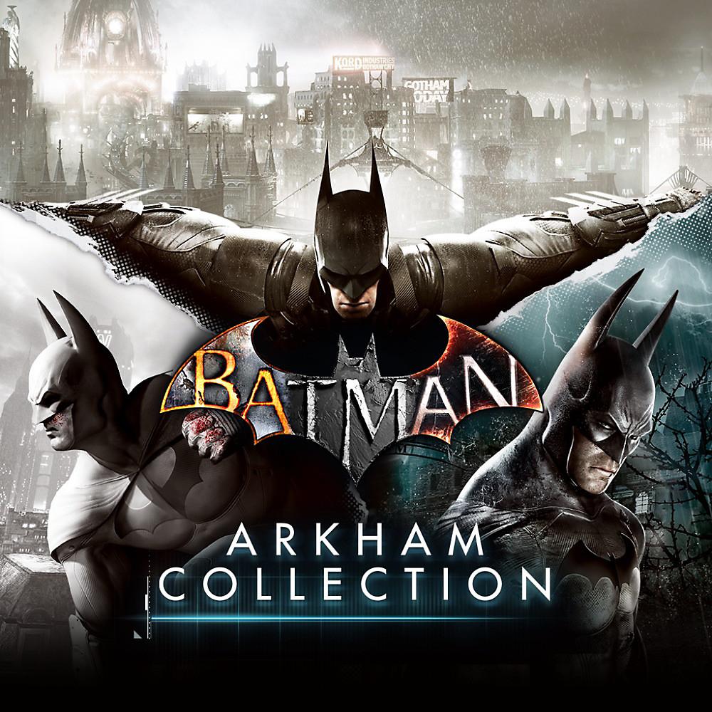 Batman: Arkham Collection PC (Steam) - £9.99 @ CDKeys