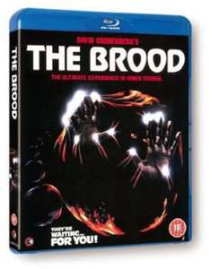 The Brood (second sight) Blu Ray £7.99 with prime (£10.98 without) @Amazon