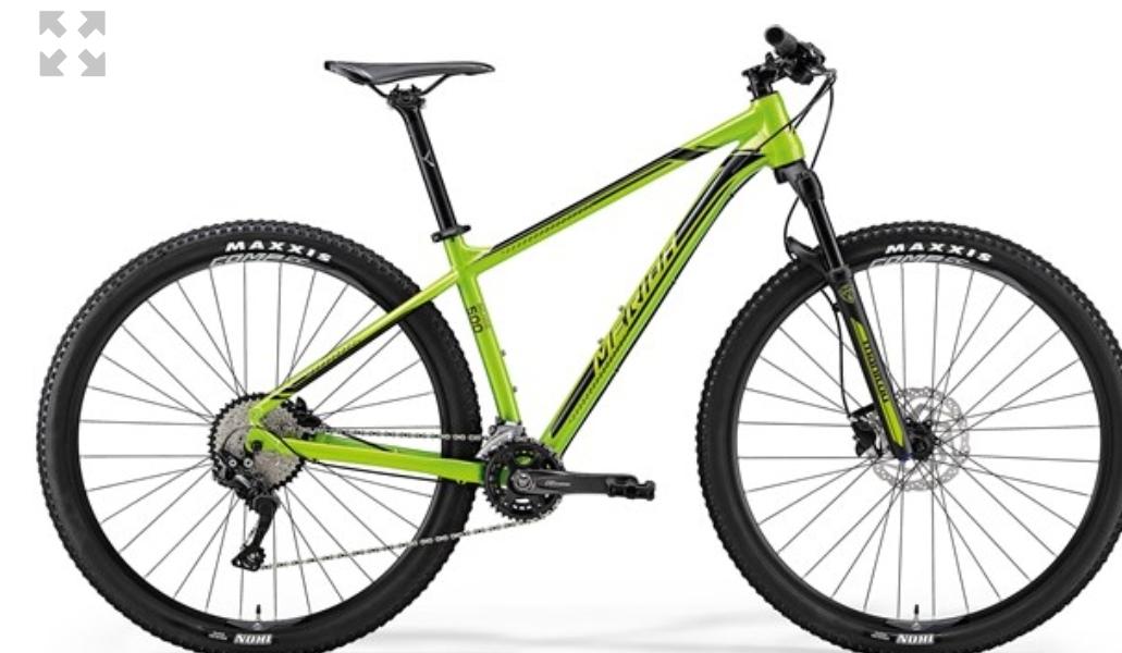 Merida Big Nine 500 29er Mountain Bike 2019 - Hardtail MTB - £649 @ Tredz