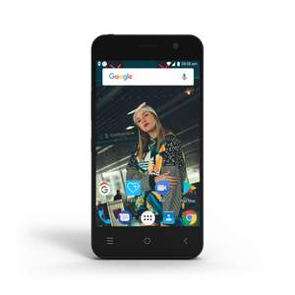 STK EVO 2 Black (Sim-Free) Smart Phone, Android 8.1 Go, Quad-Core Processor Etc - Asda (Cortonwood Barnsley Store) - £17.50