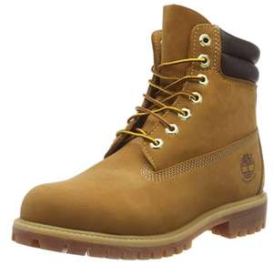 Timberland Men's 6 Inch Double Collar Waterproof Lace-up Boots £54 / £48.60 for students at Amazon (Yellow (Wheat Nubuck)