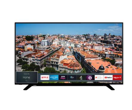 "Toshiba 49U2963DB 49"" Smart 4K Ultra HD TV,HDR10 Dolby Vision £299 @ AO"