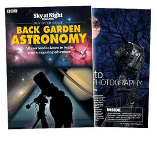 Free 58 Page Digital Back Garden Astronomy Starter Pack
