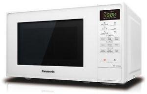 Panasonic NN-E27JWMBPQ 800W 20L Standard Microwave - White Refurbished £34.99 delivered @ Argos ebay