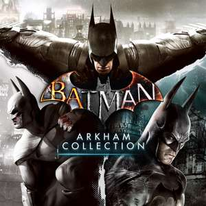 [Xbox One] Batman: Arkham Collection - £9.60 - Xbox Store (US)