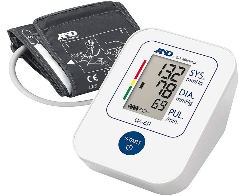 Upper Arm Blood Pressure Monitor - UA611 - £14.99 delivered @ CPC