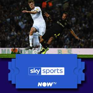 1 Month Now TV Sky Sports Month Pass £16.99 For Both New & Existing Customers / Possible £8.50 Via Amex Offer @ NowTV