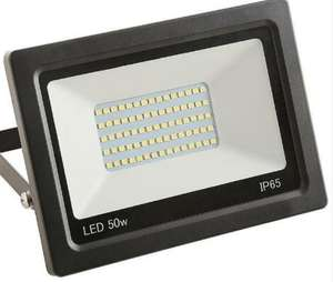 50W IP65 Rated LED Floodlight - £8.64 Delivered @ CPC Farnell