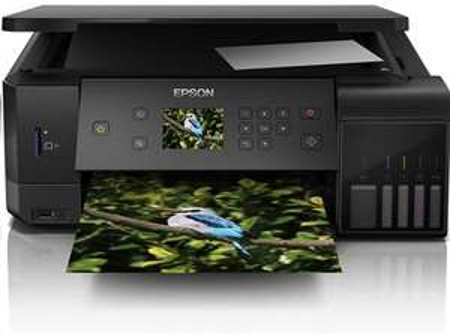 Epson EcoTank ET-7700 Colour Inkjet Multifunction Printer + 2 years Ink for £399.99 @ Box