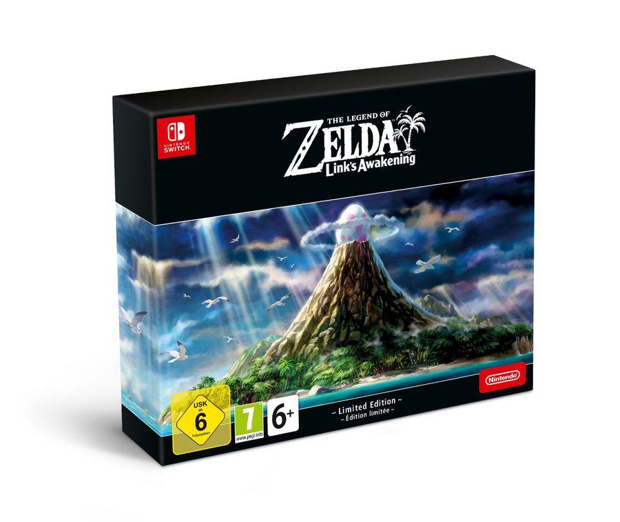 Zelda Links Awakening Limited Edition £79.85 @ Shopto