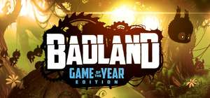 BADLAND: Game of the Year Edition on Steam Store - £1.39