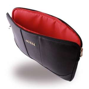 Guess Saffiano Protective Leather Sleeve Designed for 11-inch Laptops £9.99 Delivered at Laptop Outlet