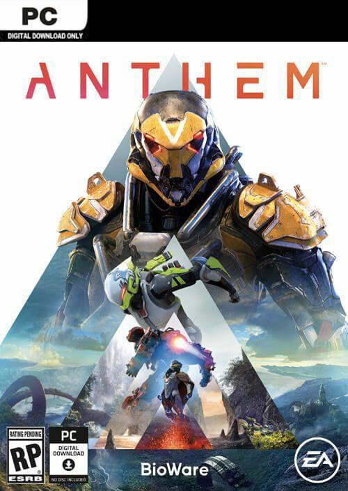Anthem PC - Origin Key - £9.99 @ CDKeys