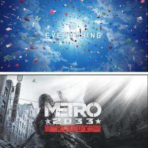 Metro 2033 Redux and Everything PC digital download Free at Epic Games