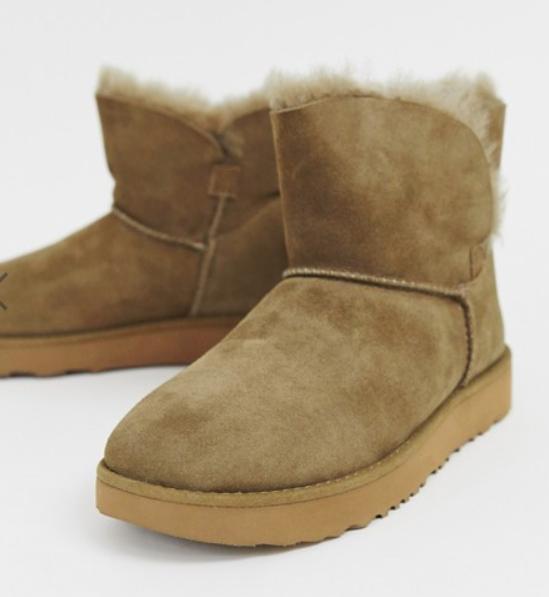 UGG mini cuff classic boots ASOS - £110