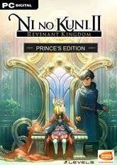 [Steam] Ni no Kuni II: Revenant Kingdom - The Prince's Edition PC - £13.40 with code @ Voidu