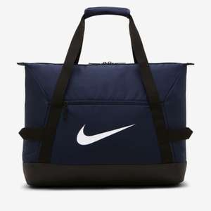 Nike Academy Team Football Medium Duffel Bag in Navy or Red £11.98 delivered @ NIKE