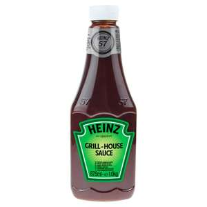 Heinz Grill-House Sauce 1Kg - £1 instore @ Home Bargains