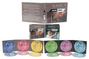 David Bowie - Sound and Visions 6 Legendary Broadcasts 6CD Set £9.99 + £2.99 delivery Non Prime Sold by Coda Records and Fulfilled by Amazon