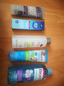 Reduced skincare products instore @ Boots Newton Abbot e.g. Boots Expert Skincare toner 63p