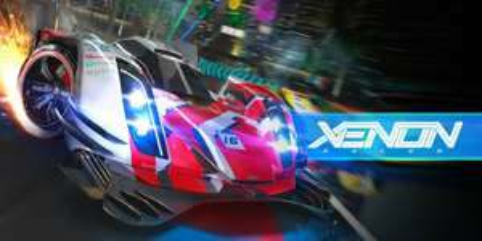 Xenon Racer - Nintendo Switch eshop (S. Africa)  £8.11