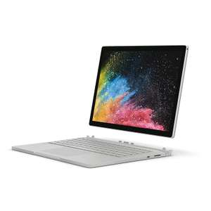 Microsoft Surface Book 2 13.5-Inch PixelSense Display Notebook - Intel i7-8650U 16 GB RAM £1981 Sold by DA TECH PRO and Fulfilled by Amazon