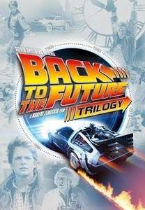 Back To The Future trilogy HD £8.99 @ Google Play
