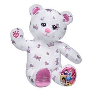 Disney Princess Inspired Bear now £9.75 in store and online @ Build a Bear