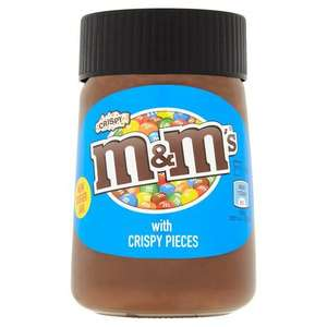 M&M's Chocolate Spread with Crispy Pieces 350g @ Heron Foods