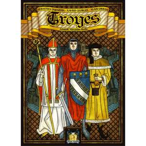 Troyes Board Game £21.99 @ 365games