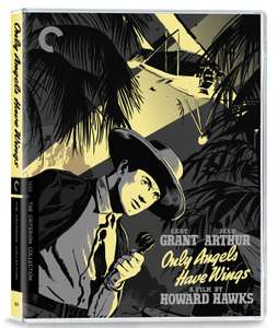 Only Angels Have Wings - The Criterion Collection (Restored) [Blu-ray] £9.99 @ Zoom