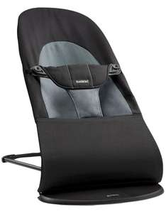 BabyBjörn Bouncer Balance Soft, Black/Grey £89.99 @ John Lewis & Partners