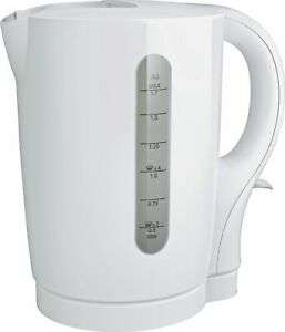 Simple Value Cordless Quiet Boil Kettle 2.2kW 1.7L - White £3.49 @ Argos ebay (Click and Collect only)