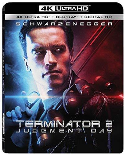 Terminator 2: Judgement Day 4K Ultra HD £11.31 delivered @ Amazon (Amazon USA)