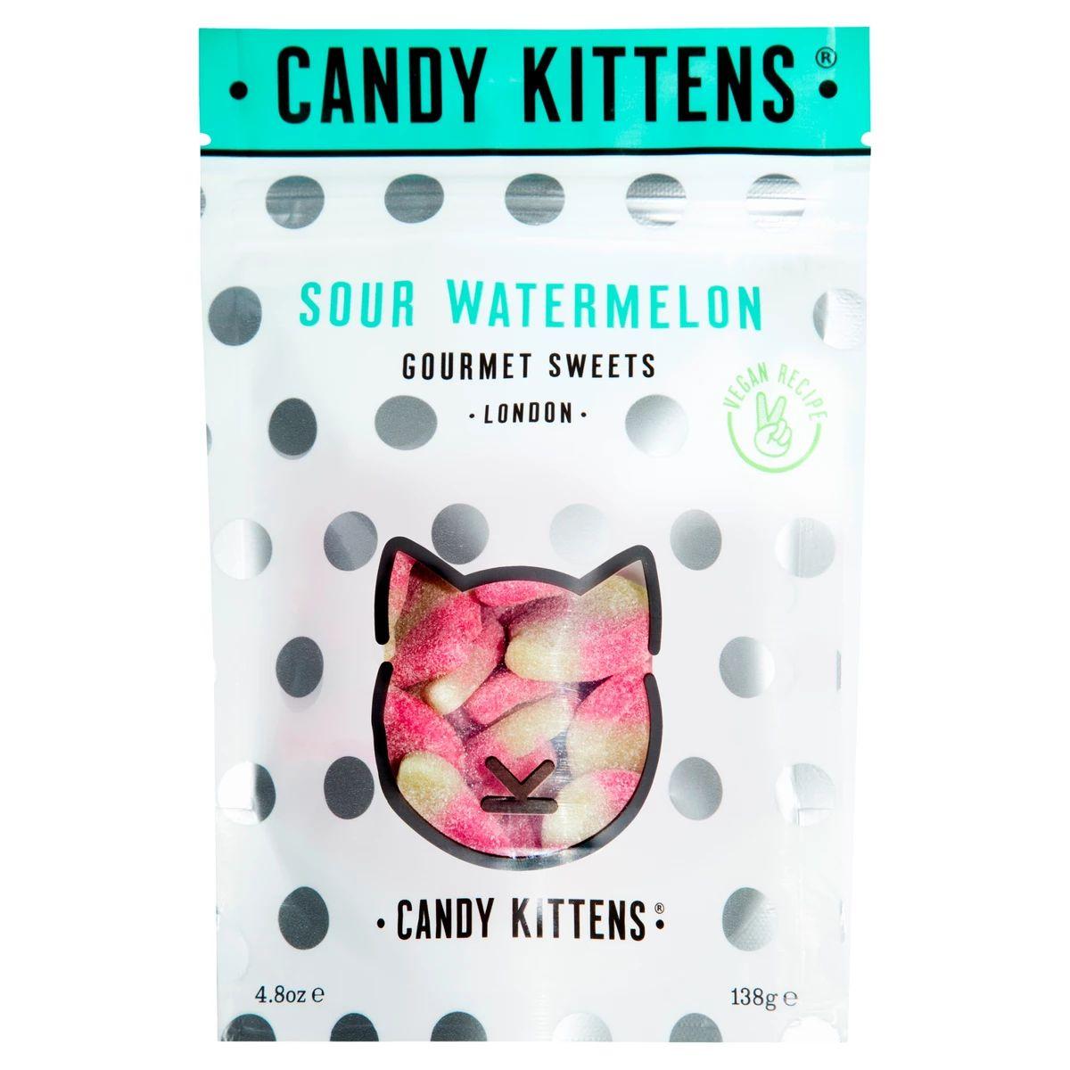 Candy kittens vegan gourmet sweets 120grams various flavours £1.50 @ Asda