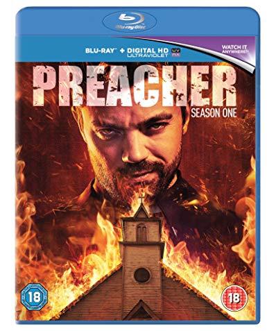 Preacher Season 1 blu ray boxset incl UV £3.19 + £2.99 delivery Non Prime @ Amazon