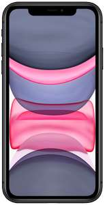 iPhone 11 64gb black, 100GB unlimited minutes. 2 year deal on 3, £49 upfront + £44/month over 24 months = £1105 total @ uSwitch