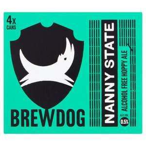 ASDA. Free brewdog pint glass with any 4, 8, 10 or 12 pack of brewdog beer - from £4