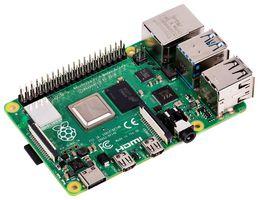 Raspberry Pi 4 Model B 1GB Board - Free delivery - £33.07 @ CPC Farnell